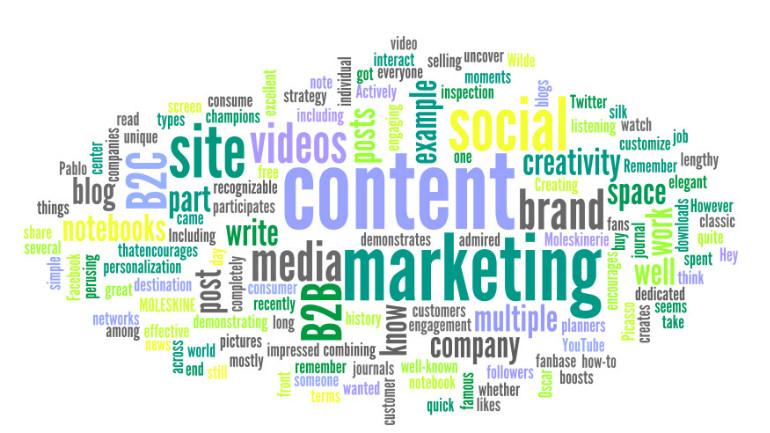 5 tattiche per un content marketing di successo