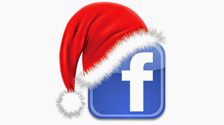 Facebook a Natale