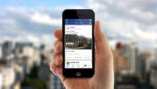 Nuovo aggiornamento del news feed di Facebook: i video più lunghi non saranno più penalizzati