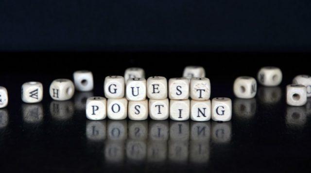 Guida a un guest blogging efficace