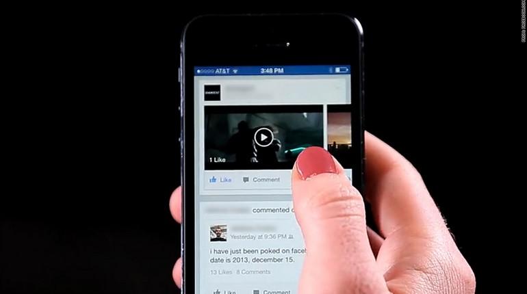Novità Facebook video