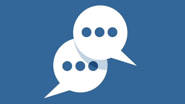 Inviare messaggi diretti aziendali nei social media