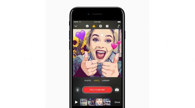 Apple lancia Clips, la nuova app per creare e condividere video su iOS