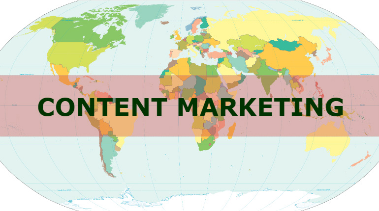 Guida introduttiva a un content marketing su scala globale