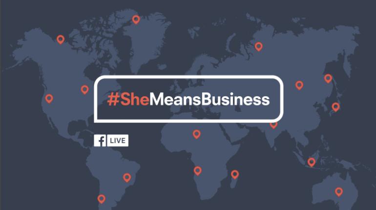 Giornata internazionale della donna: Facebook punta sui video in diretta