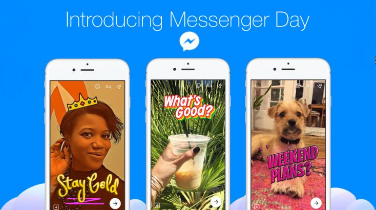 "Facebook introduce ""le giornate"" su Messenger"