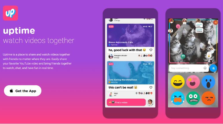 Arriva Uptime: l'app per guardare e commentare con gli amici i video di YouTube