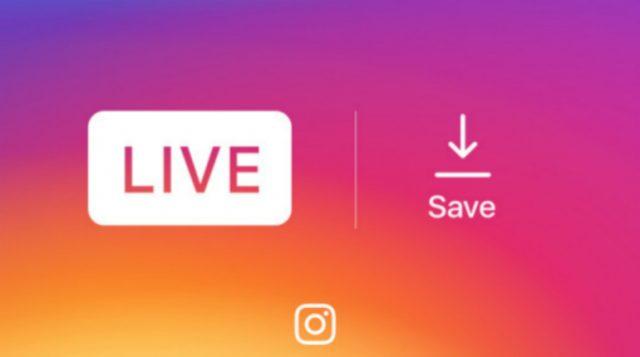 Si possono salvare i video in diretta su Instagram? Da adesso sì