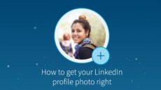 I consigli di LinkedIn per un'immagine del profilo perfetta: ecco i nuovi strumenti della app – Infografica