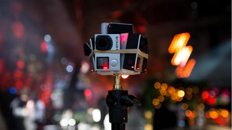 Come usare i video a 360 gradi nella comunicazione di un'azienda