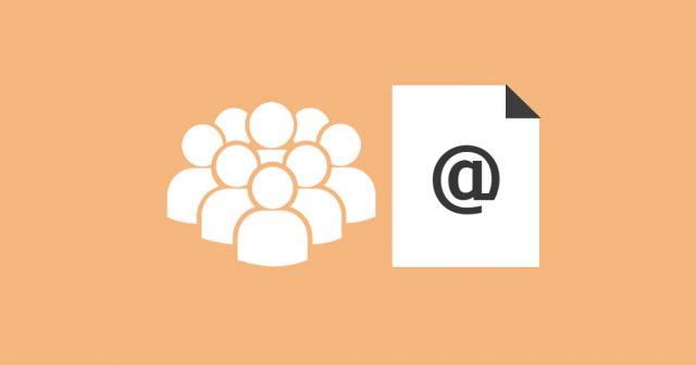 Strategie di email marketing: come aumentare il numero di iscritti alla mailing list aziendale