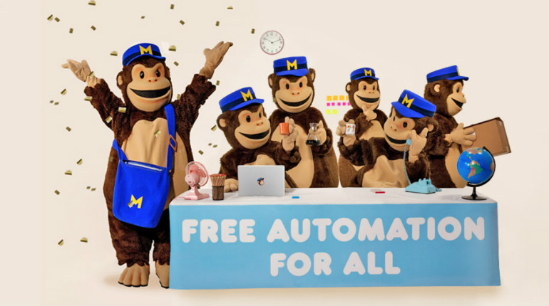 Mailchimp apre a tutti i propri sistemi di marketing automation