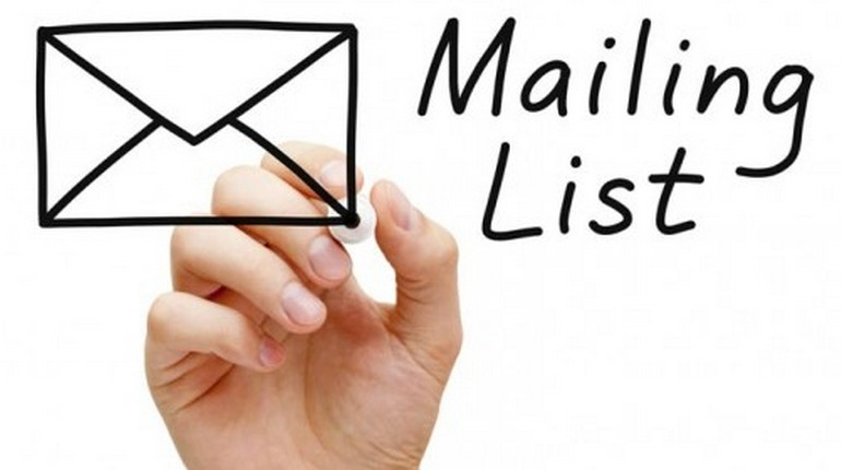 Come creare una mailing list di valore