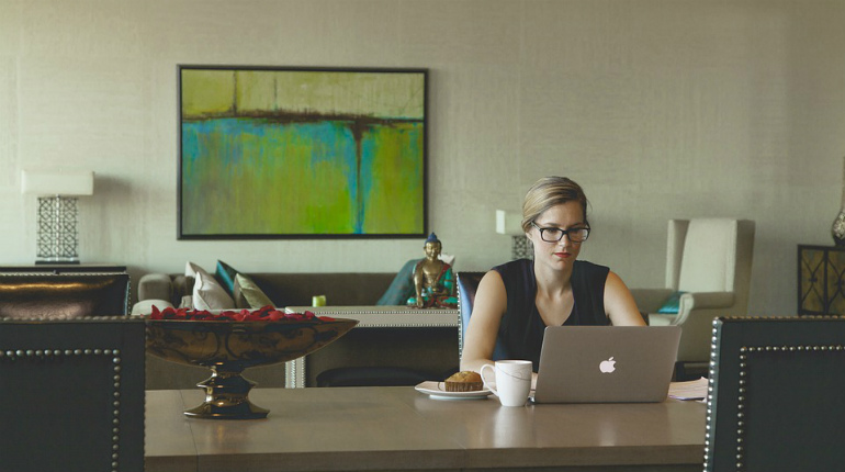 4 consigli per lavorare meglio da casa