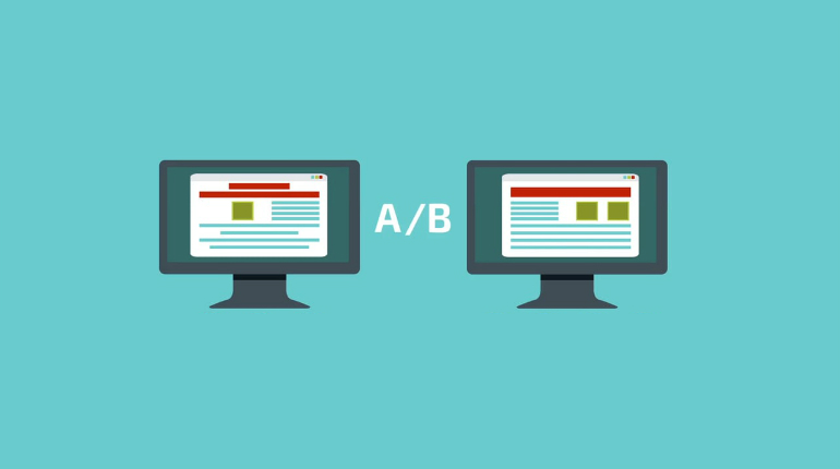 Come fare un A/B test di una landing page + 4 esempi