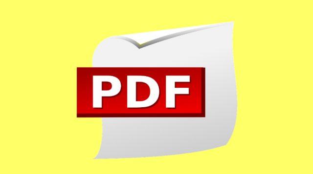 Come ottimizzare in ottica SEO un file PDF