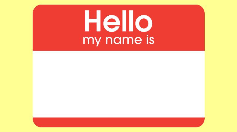 Come scegliere il nome perfetto per un marchio o un'azienda - Infografica