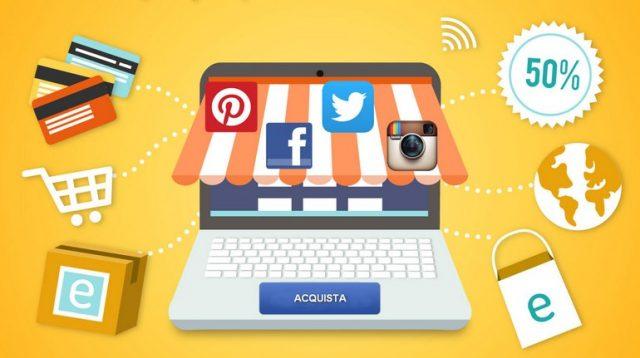 Trasformare i follower in clienti e vendere nei social media