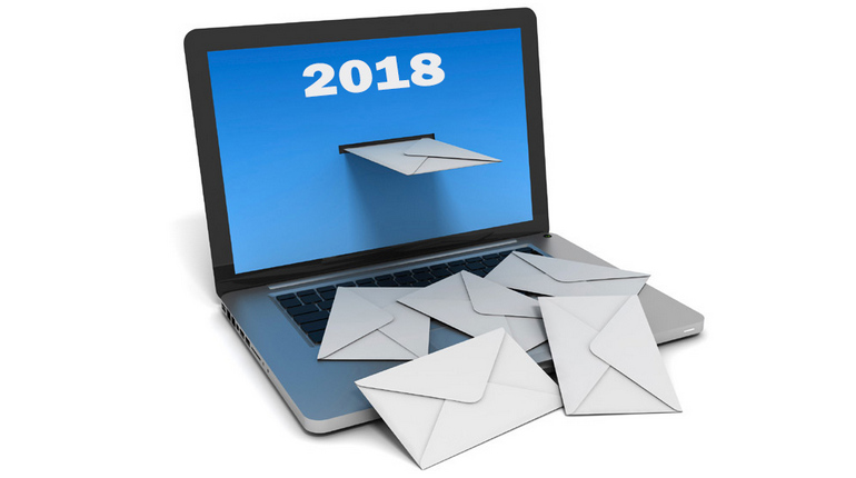 Tendenze dell'email marketing per il 2018