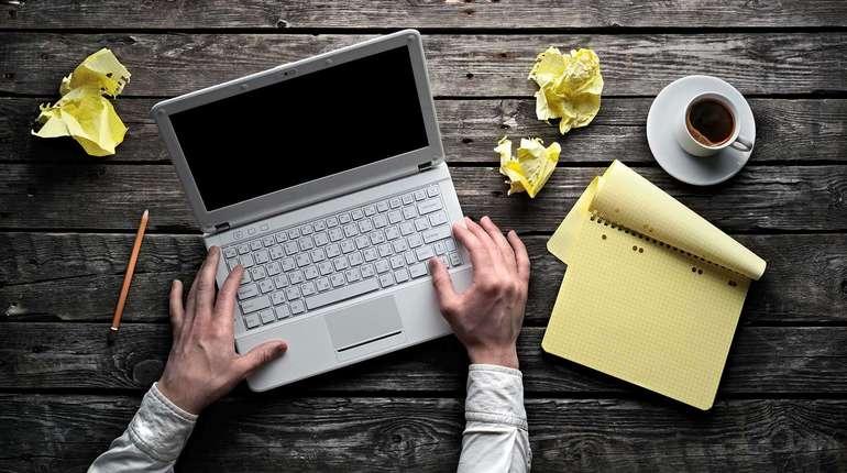 Il tempo da dedicare alla produzione dei contenuti sul web