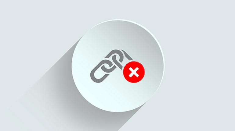 Errori di link building