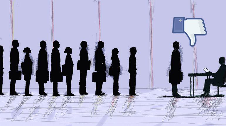 Errori nei social media nella ricerca del lavoro