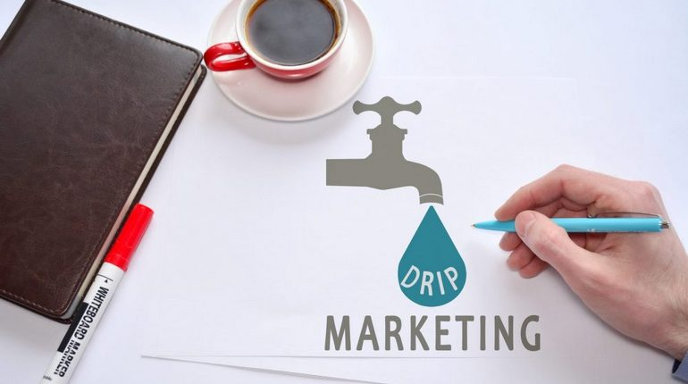 Drip marketing: di cosa si tratta?