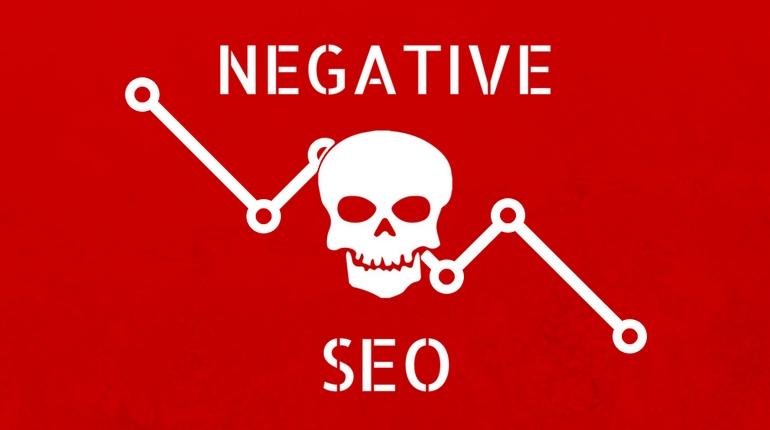Cosa è la SEO negativa?