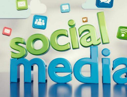 I social e le loro rispettive audience