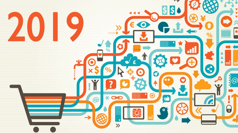 Tendenze e previsioni e-commerce per il 2019
