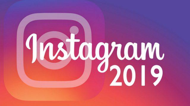 Tendenze e previsioni su Instagram per il 2019