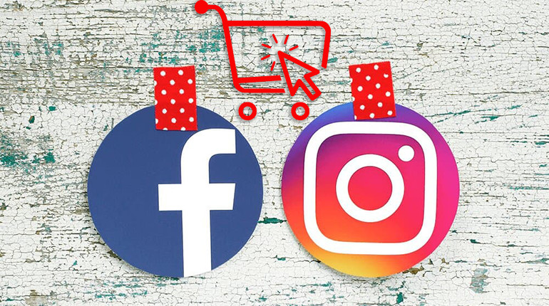 Facebook, Instagram e e-commerce