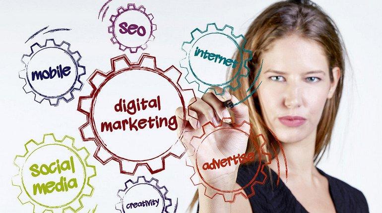 Professionista del digital marketing