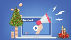 Facebook marketing nel periodo di Natale