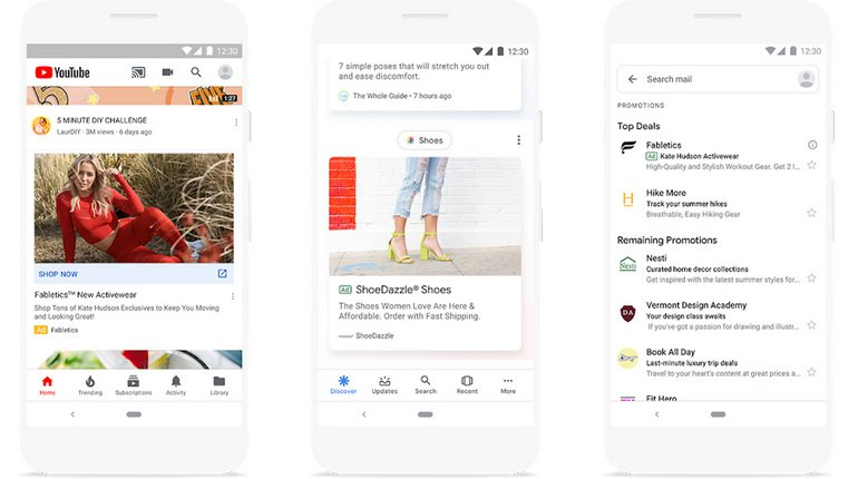Campagne Google Discovery Ads