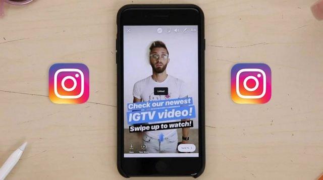 La tecnica dei video IGTV nelle Storie
