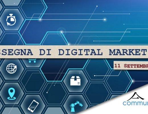 Rassegna didigital marketing di CoVillage dell'11 settembre 2020