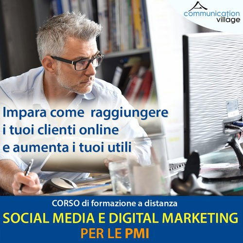 Corso Social Media e Digital Marketing per le PMI