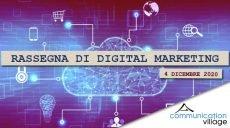 Rassegna di Digital Marketing di Communication Village del 4 dicembre 2020