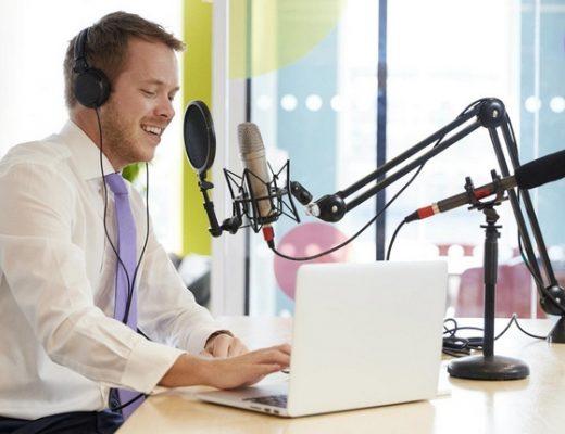 Podcast aziendali per il marketing