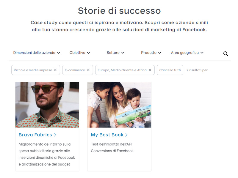 Campaign Ideas Generator, storie di successo