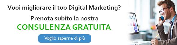 Consulenza gratuita di Digital Marketing di Communication Village