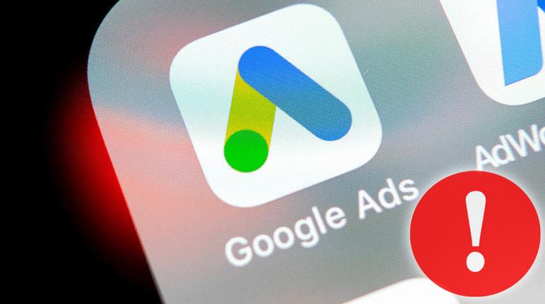 Errori da evitare in Google Ads