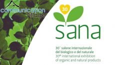 Communication Village sarà presente al SANA 2018