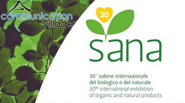 Communication Village sarà presente al SANA 2018