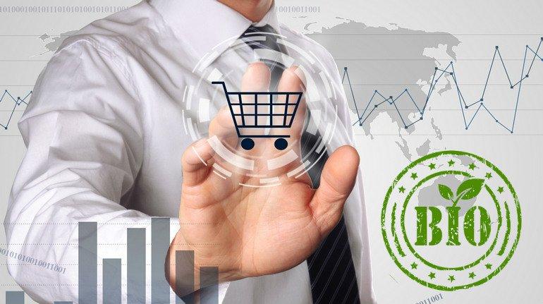 Creazione e gestione e-commerce prodotti bio