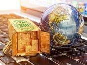 Logistica dell'e-commerce di prodotti bio