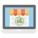 Tecnologia e contenuti dell'e-commerce di prodotti bio